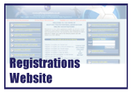 Registrations Website